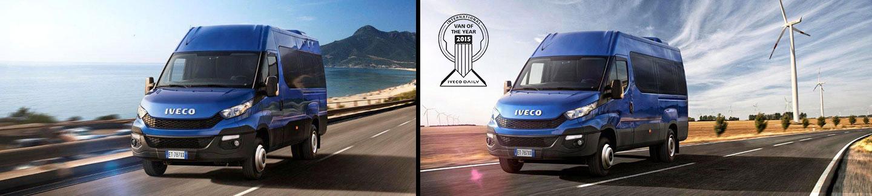 Nuovo Daily Minibus Iveco