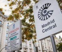 """Vehículos """"B"""" hasta 3500 Kg hasta 2023 en Madrid Central/mallabiena.es"""