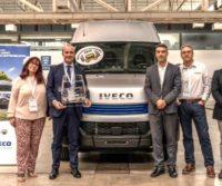 IVECO Galardonado en el Fórum Ecotransporte 2019/mallabiena.es