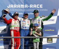 IVECO Campeón del Campeonato Europeo de Camiones 2019/mallabiena.es